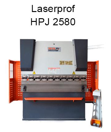 листогибочный пресс HPJ 2580